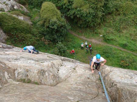 outdoor climbing dublin