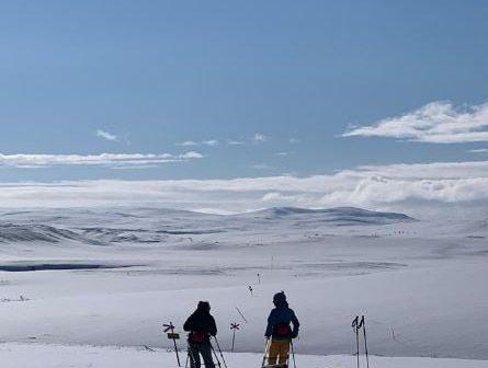 arctic ski expedition