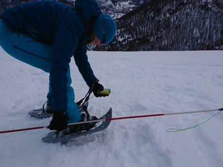 transceiver probe shovel tps