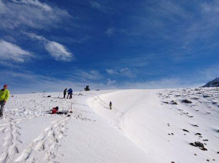 winter skills training scotland