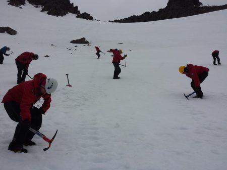 winter skills course norway