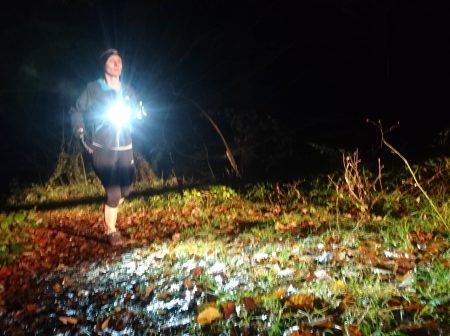 headtorch for trail running