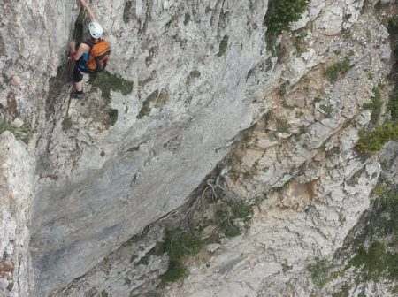What is via ferrata?